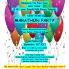 New Year's Marathon party