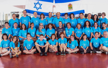 Summer Course For Foreign IFD Teachers and Dancers @ Israel